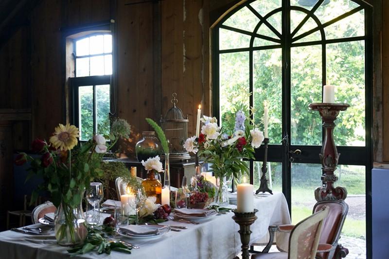 Grand Farmhouse Table
