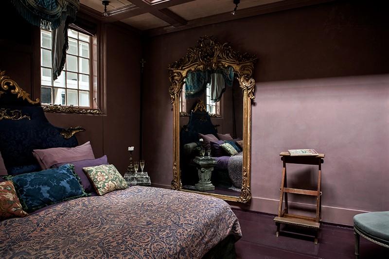 Secret Chapel Bedroom